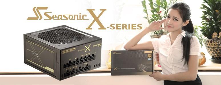 提供強大能量的高品質PSU - 海韻 Gold X-850W