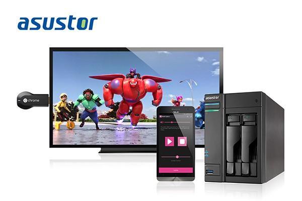華芸科技 AiVideos 新增 Chromecast 多媒體影音串流播放