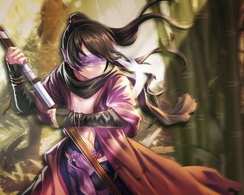 《王牌對決》完美舞動長劍的「盲眼劍客」 限時登場