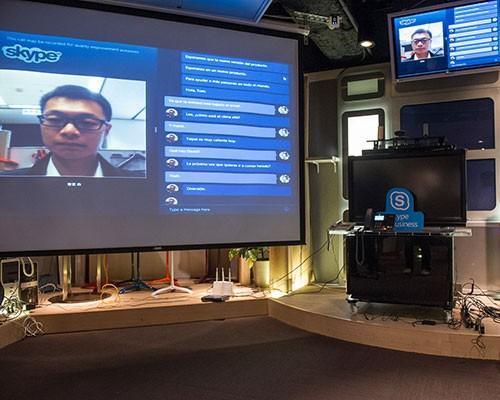 微軟推出商務用Skype 以「三跨」打破語言與區域的疆界!