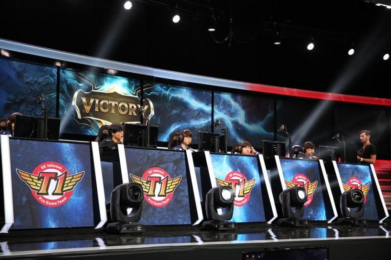 《英雄聯盟》2015 MSI季中邀請賽 SKT、EDG 明日爭冠