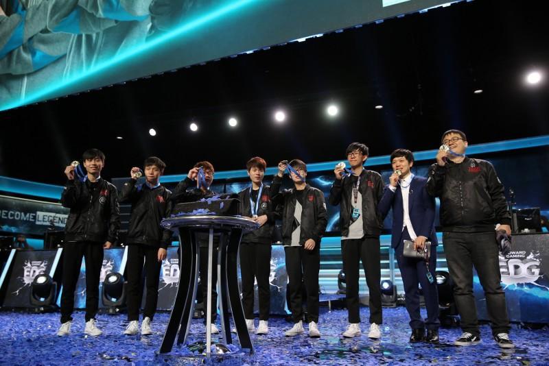 《英雄聯盟》2015 MSI季中邀請賽 EDG勇奪冠軍寶座