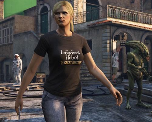 《俠盜獵車手5》-- Rockstar 編輯器競賽:為 Wavves 的歌曲「Leave」創作官方的音樂影片