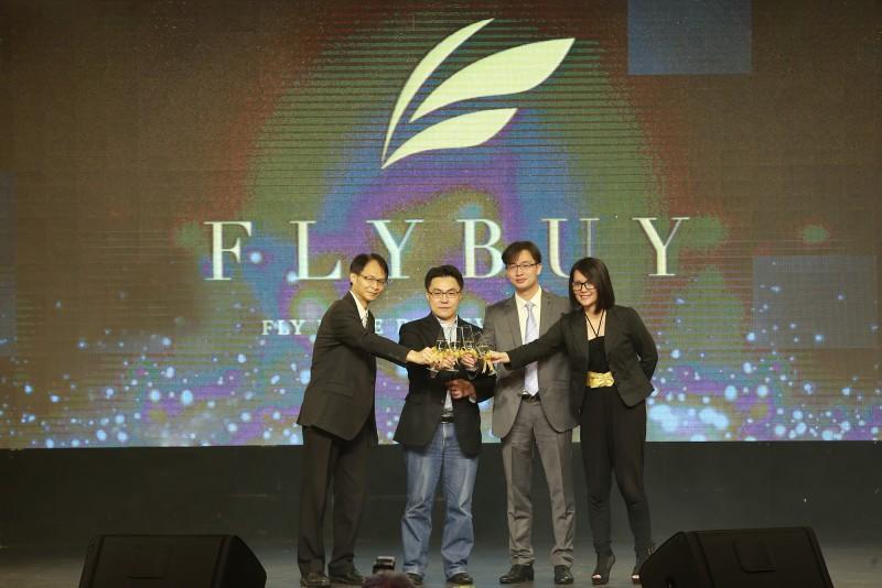 聯合國際FLYBUY飛購網與中國通聯支付跨境結盟 讓兩岸消費者以本地貨幣採購中高階精品