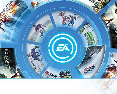 眾多精彩EA遊戲盡在EA Access