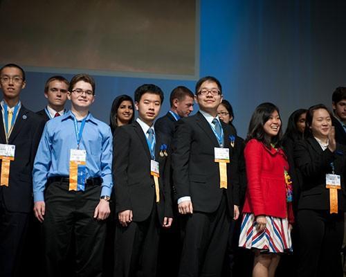 英特爾國際科學展(Intel ISEF)表彰新生代創新者