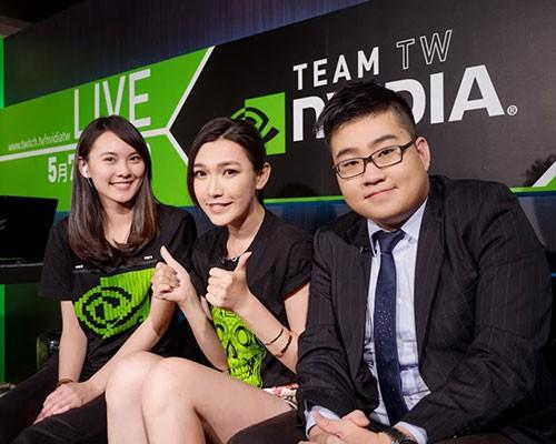 NVIDIA 台灣 Twitch 平台與 GeForce 台灣論壇火熱上線