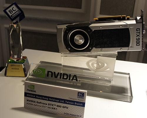 NVIDIA 連續 7 年獲台北國際電腦展獎項肯定