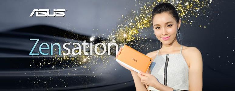 COMPUTEX華碩大秀Zensation禪意美學當道,推出全新Zen AiO、Zenfone Selfie與ZenPad等重磅產品