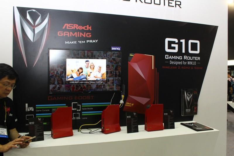 ASRock 華擎 Computex 2015 攤位資訊