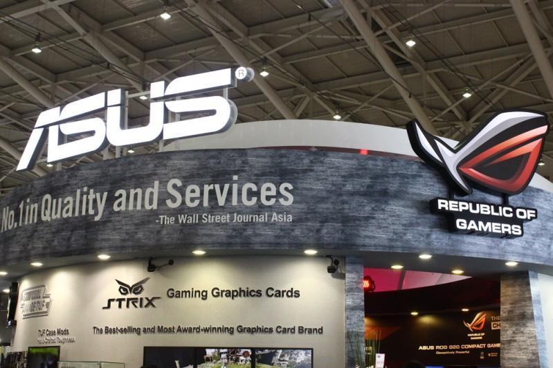 ASUS 華碩 Computex 2015攤位資訊