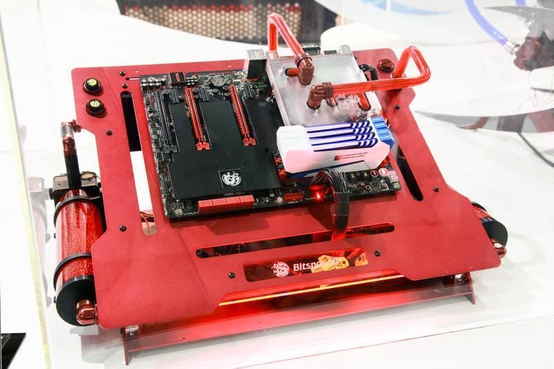 BitsPower 超昱 Computex 2015 攤位資訊