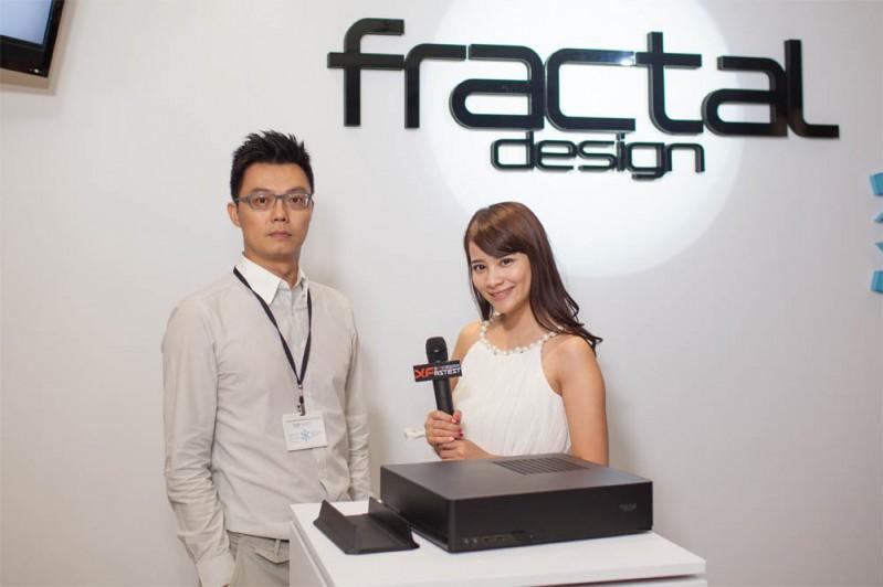 Fractal Design Computex 2015 攤位資訊