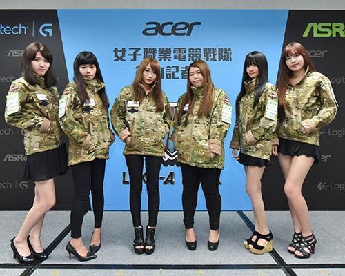 羅技、宏碁、華擎合力贊助Logi-A Team女子英雄聯盟電競隊伍 為台灣女子戰隊開拓新戰場