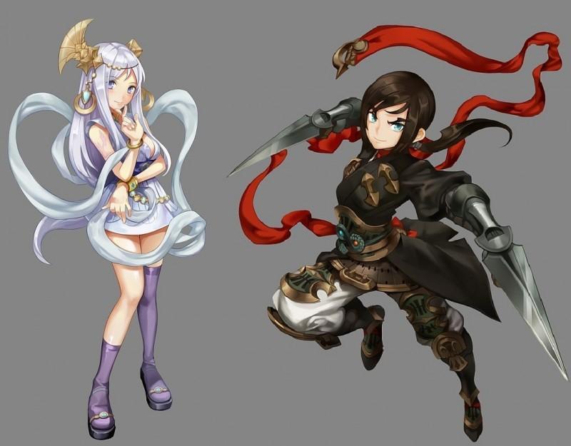 《王牌對決》雙授權英雄「龍之谷刺客」、「JINMORI」登場