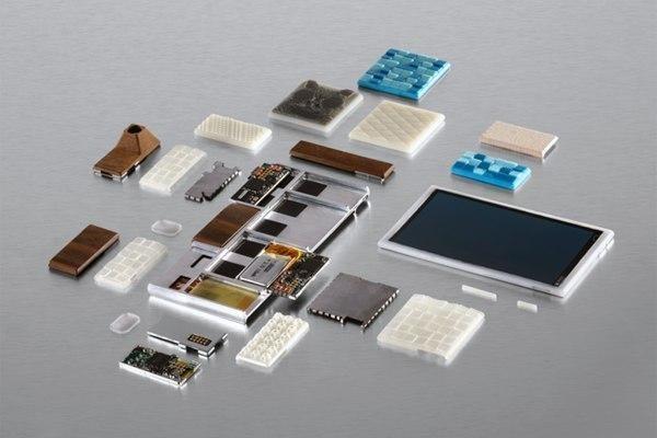 模組化手機Project Ara將於11月份推出