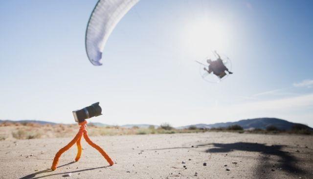 全球最小可換鏡頭4K相機面世鎂金屬打造