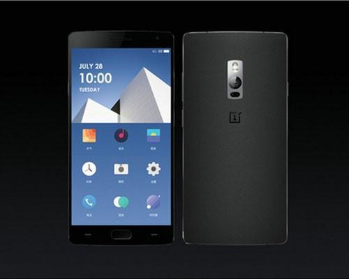 【轉貼】一加 2 手機 8 月 4 日開賣:雙卡雙待+指紋識別,人民幣 1,999 元起