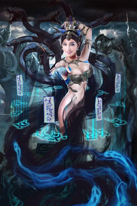 上百位火辣網模,在《女王》誘惑你的小心臟!