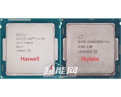 一大波 Skylake 架構的 Core i5/i3、Pentium 9月初來襲