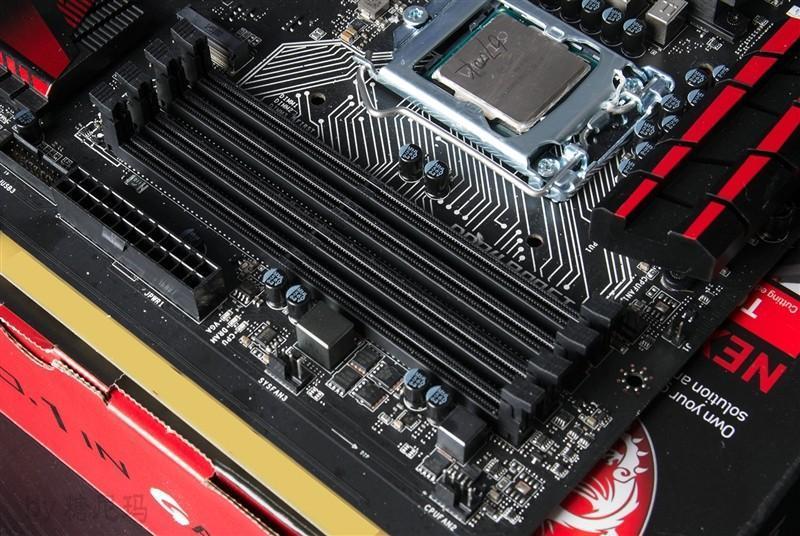 Intel 6700K 效能完整測試 比拚 4790K 搭配 msi Z170 Gaming 主機板