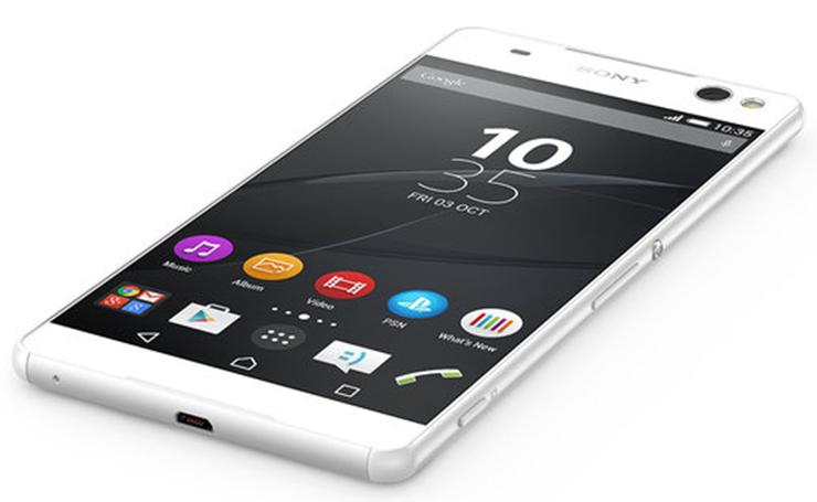 SONY發佈Xperia M5與C5 Ultra手機,堪稱最強鏡頭