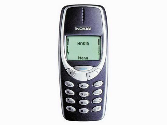 10款人們曾經最愛的經典手機