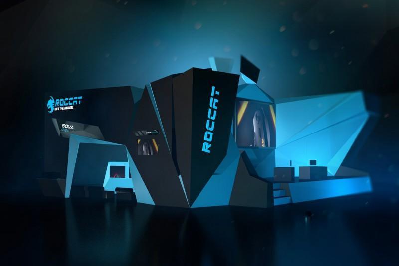 ROCCAT NYTH與SOVA即將震撼德國遊戲展Gamescom 2015