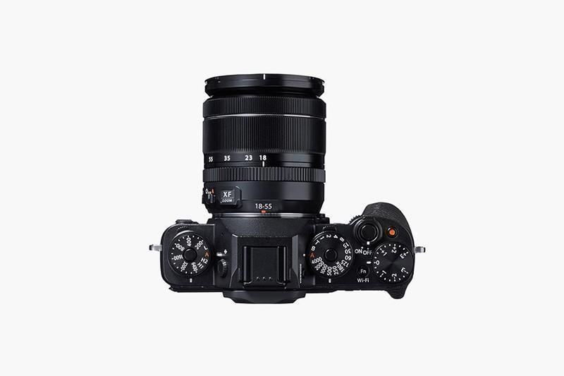 FUJIFILM 推出紅外版無反相機 X-T1 IR