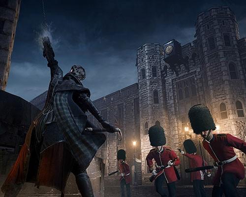 Ubisoft 公布《刺客教條:梟雄》Gamescom 預告片 扮演雙胞胎姊弟為倫敦而戰