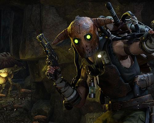 2K宣布新獵人Jack即日起加入《惡靈進化》