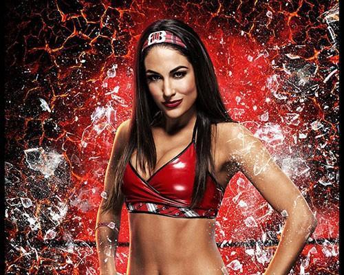 2K公布《WWE 2K16》的19位新增選手