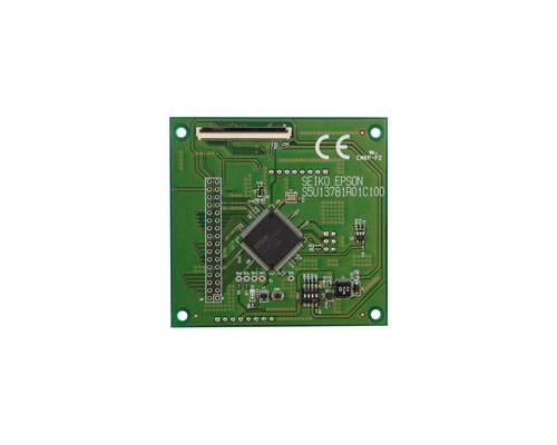Epson推出可相容於開放硬體平台Arduino Due的顯示控制IC參考設計