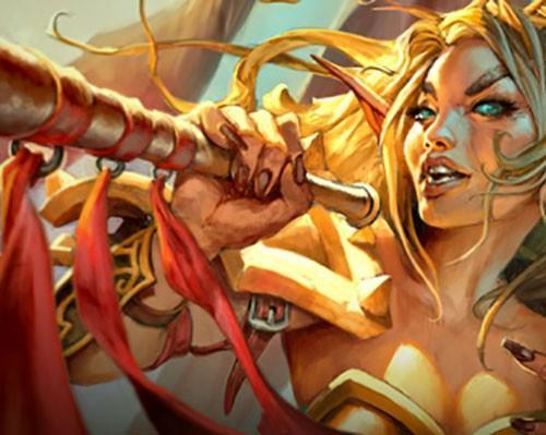 《爐石戰記:銀白聯賽》8月25日開打!