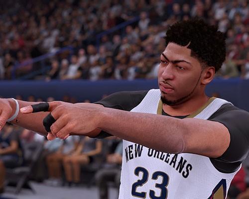 2K發布《NBA 2K16》第三部數位短片 - 「Anthony Davis: The Rise」