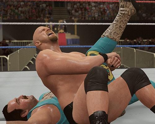 2K公布《WWE 2K16》的18位新增選手