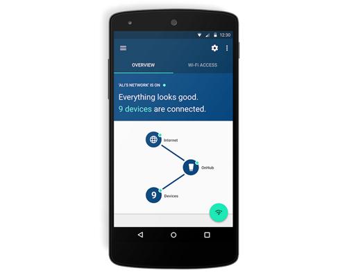 Google On配OnHub讓你一鍵設置路由器