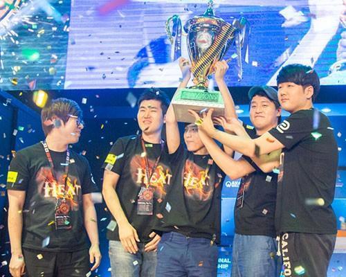 《A.V.A戰地之王》2015 AIC世界盃大賽韓國奪冠