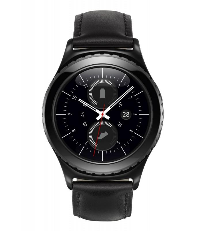 三星發表 Gear S2 智慧錶,轉動式圓形設計更便利