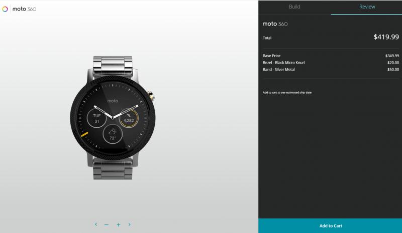 Motorola發表Moto 360二代智慧型手錶,iOS也能用