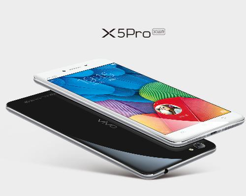 vivo X5Pro更大更旗艦 3GB記憶體最美手機上市