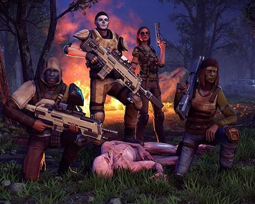 本週末Steam讓您免費玩《XCOM:未知敵人》