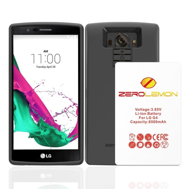 LG G4 8500mAh容量背蓋電池套裝