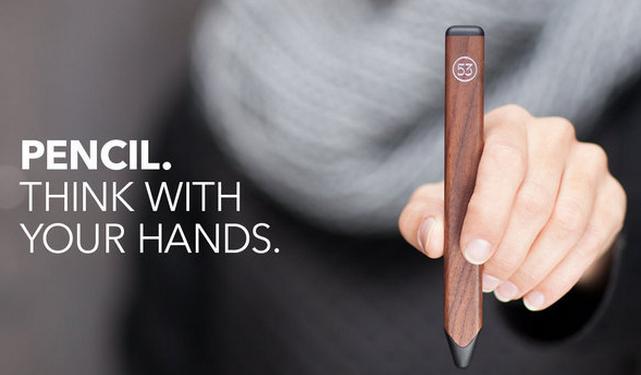 """再推Apple Pencil:蘋果將觸控筆""""玩弄""""於股掌間"""