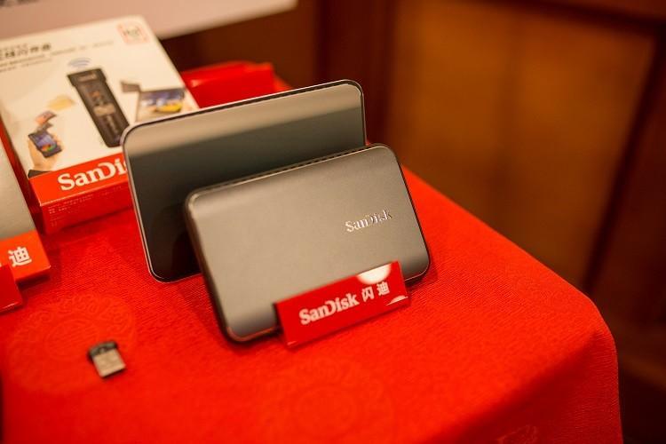 SanDisk推出2款行動SSD 外型小巧兼容Type-C