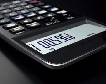 CASIO卡西歐旗艦級計算機 售價27,000日元