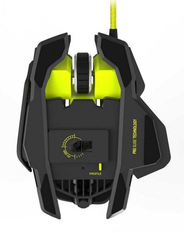 R.A.T. 最新高階遊戲滑鼠公佈,連光學模組都都可換
