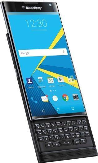 """黑莓的首款安卓手機改名""""Priv"""""""