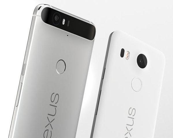 鏡頭重點升級 Google發佈Nexus 5X/6P