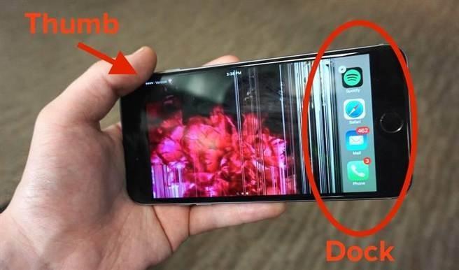 iPhone 6S 不利左撇子使用,用戶怒批